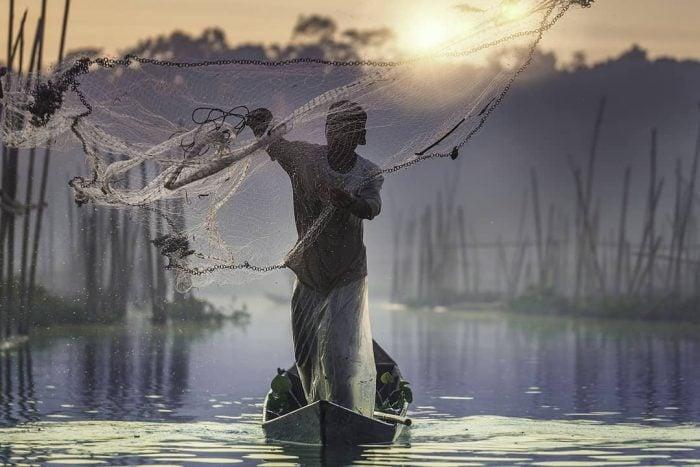 Rawa Pening Lake Fishing 1