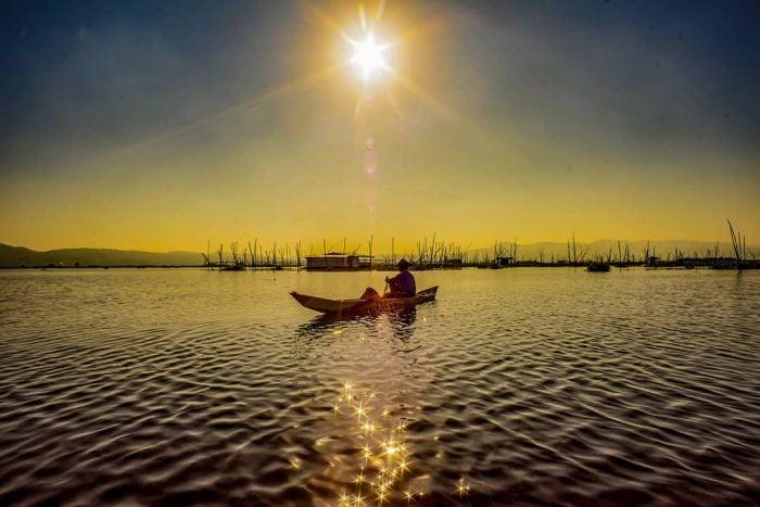 Rawa Pening Lake Fishing