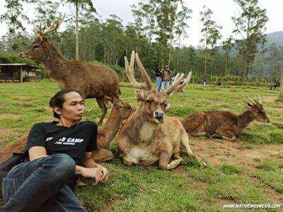 Wisata Kampung Cai Ranca Upas Ciwidey; Camping & Prewedding di Bandung