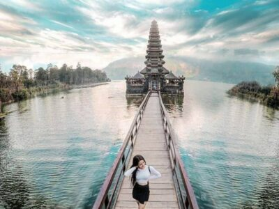 Yuk! Habiskan Liburanmu Bermain Di Danau Batur