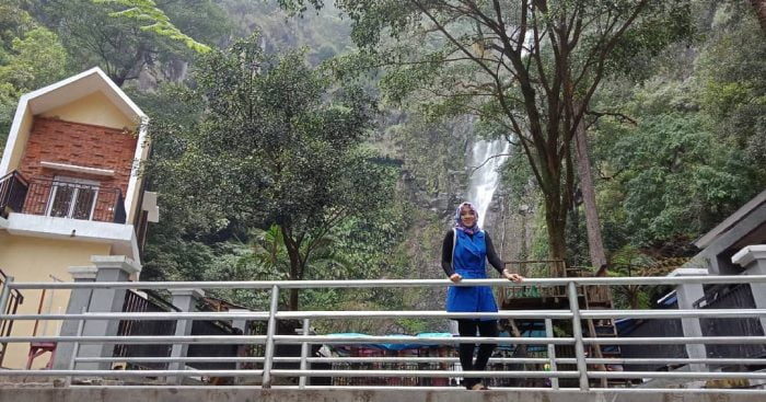 Air Terjun Sedudo Bridge