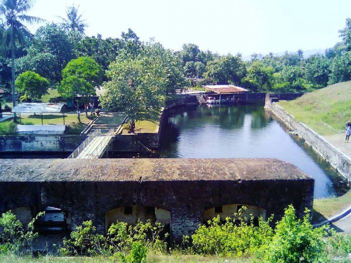 Benteng Pendem Pool