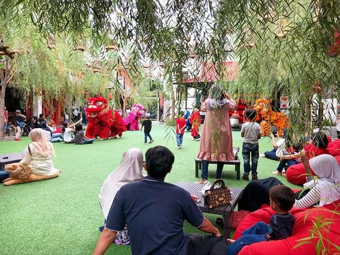 Chinatown Bandung Family Vacation