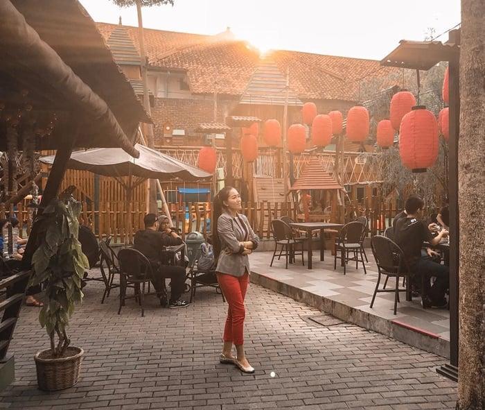 Chinatown Bandung Lampion