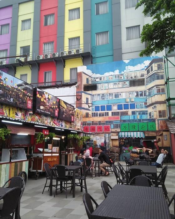 Chinatown Bandung Mural