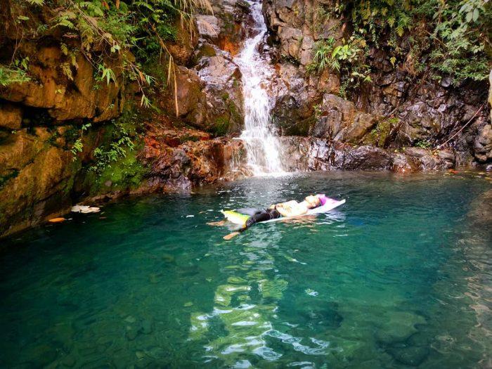 Curug Ciherang Swim