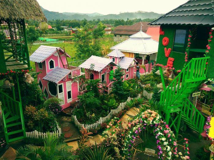 Green House Lezatta Overview 1