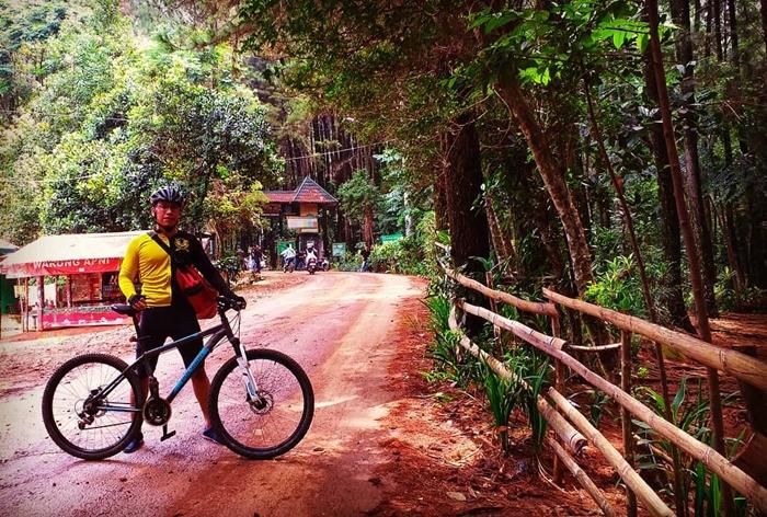 Gunung Pancar Biking