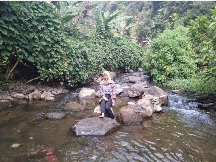 KR Cibodas River