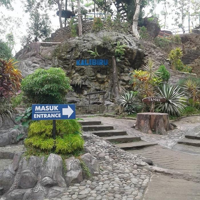 Kalibiru Entrance