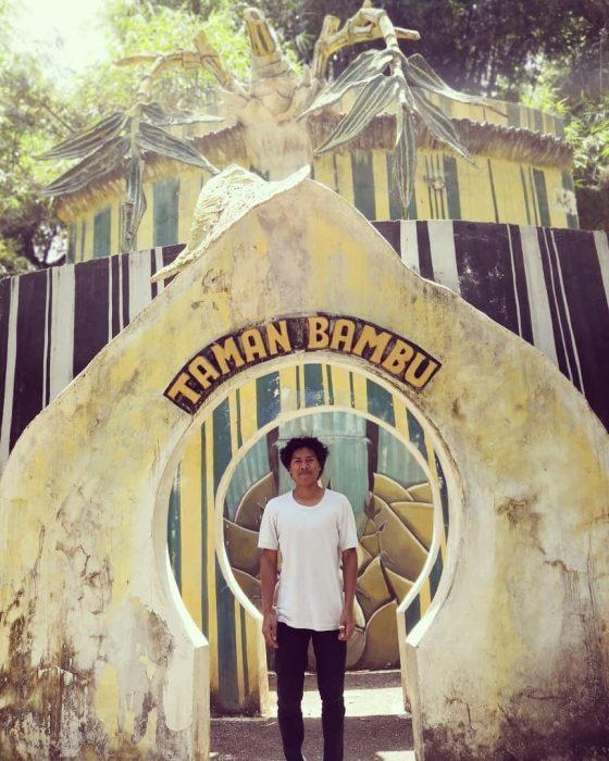 Kebun Raya Bedugul Taman Bambu