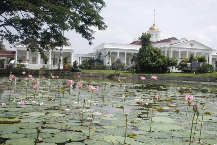 Kebun Raya Bogor Istana