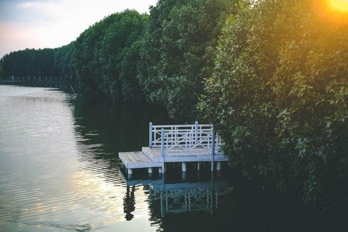 Maerokoco Dock