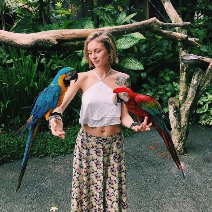 Museum Blanco Birds