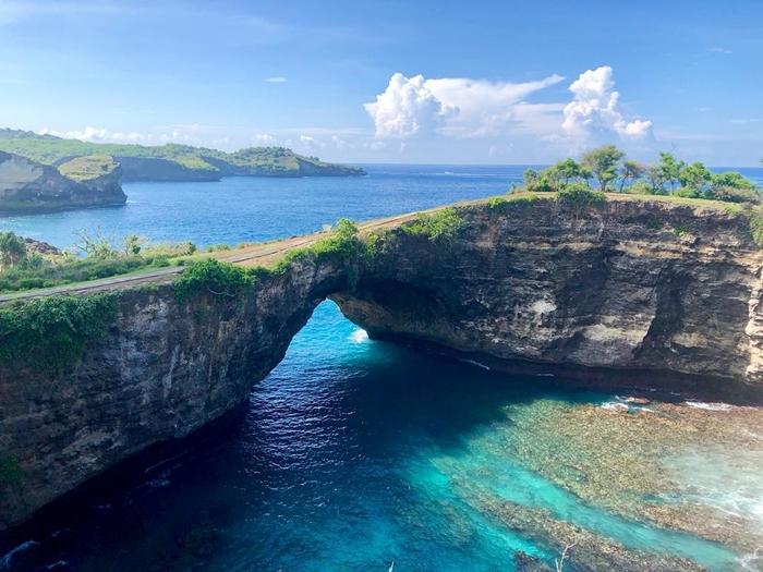 Nusa Penida Broken Beach 1