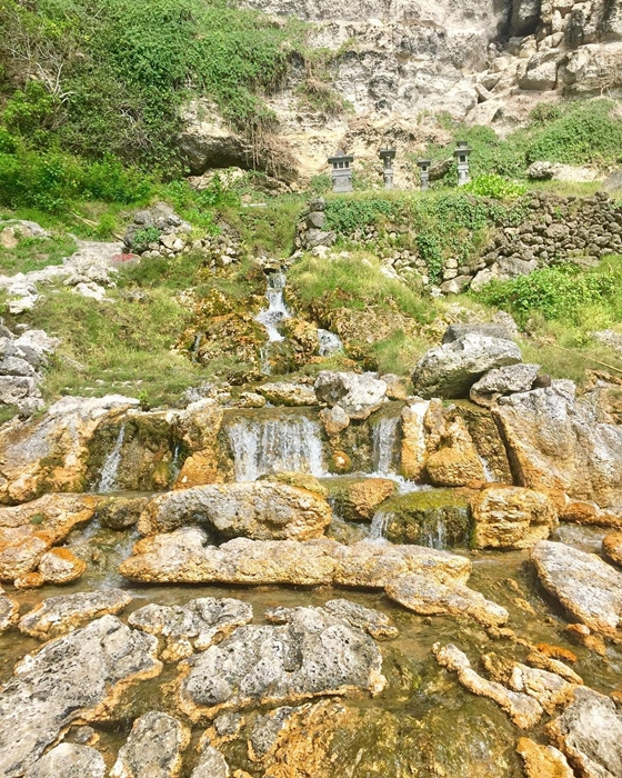 Nusa Penida Mata Air Seganing