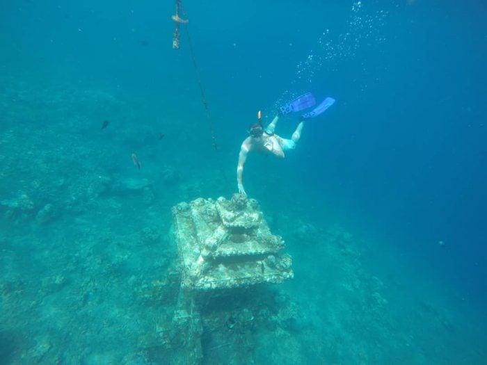 Pantai Amed Free Dive 1