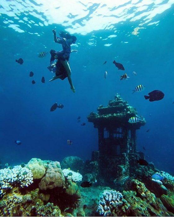 Pantai Amed Free Dive