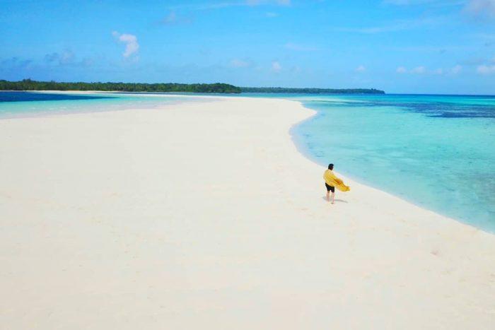 Pulau Bair Beach