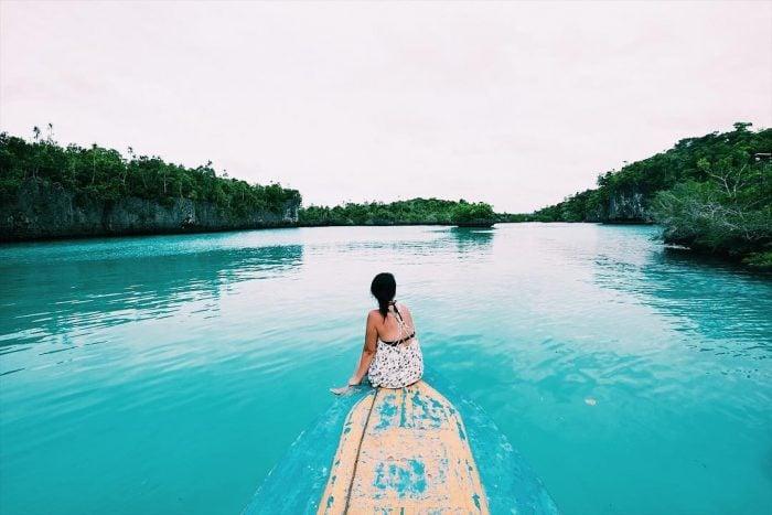 Pulau Bair Calm Sea 1
