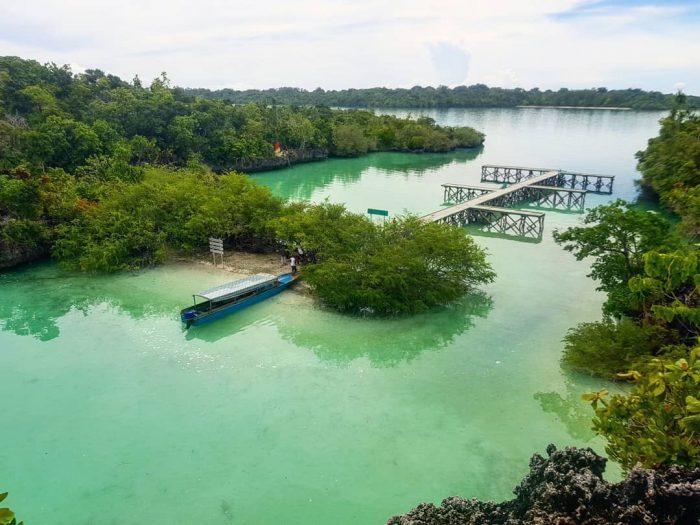 Pulau Bair Dock 1