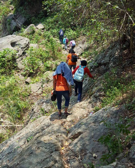 Sanghyang Heuleut Road To