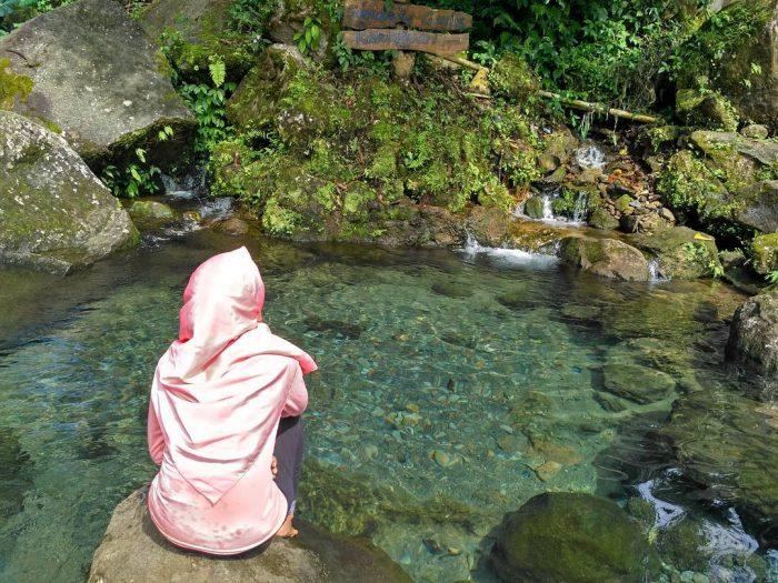 Sendang Geulis Kahuripan Pool