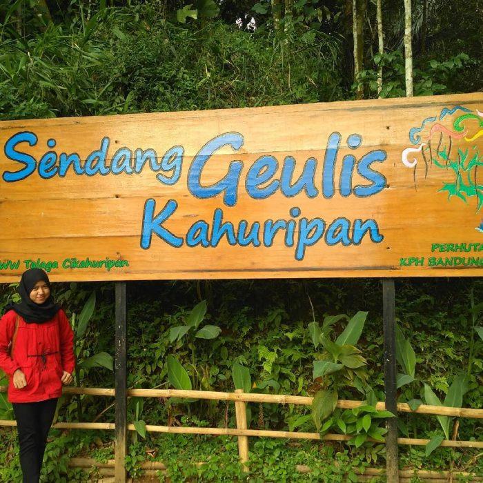 Sendang Geulis Kahuripan Sign 1