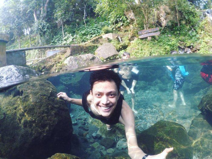 Sendang Geulis Kahuripan Swim