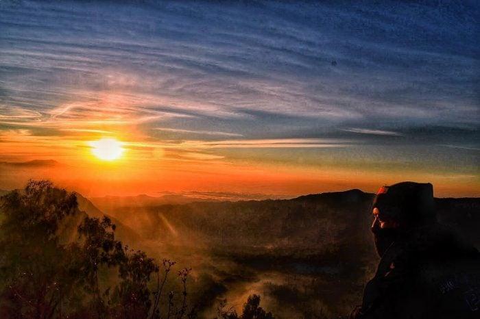 Sunrise Bromo View Point 1