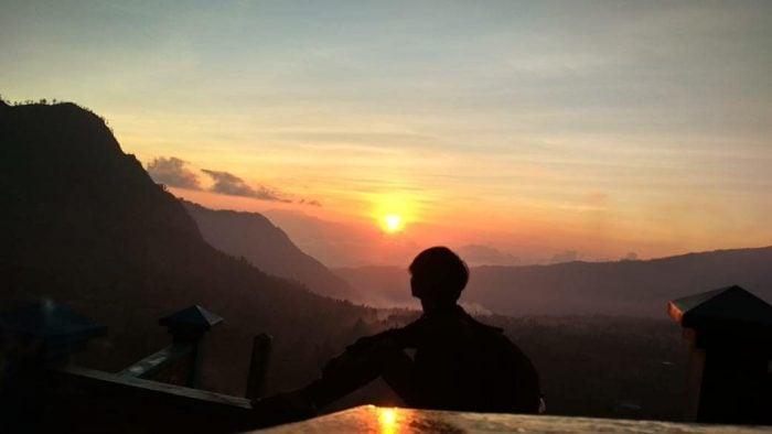 Sunrise Bromo View Point 2
