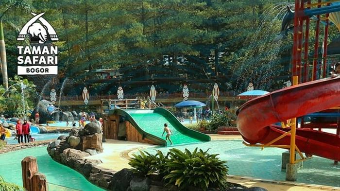 Taman Safari Bogor Water Park