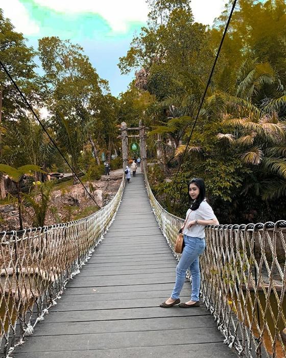 Taman Safari Prigen Jembatan