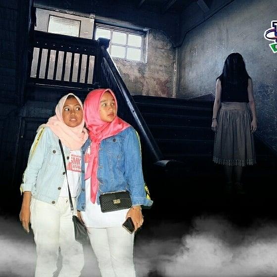 Trans Studio Bandung Dunia Lain