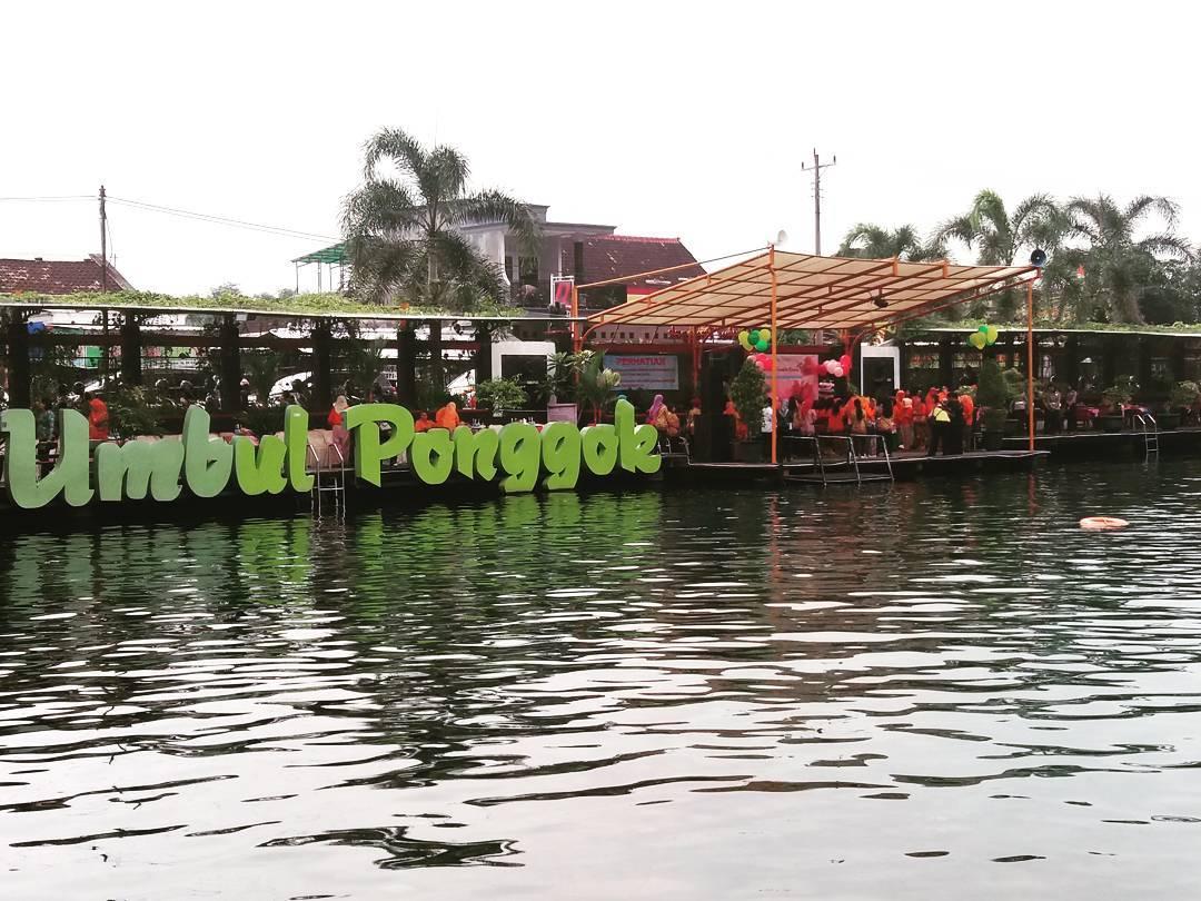 Umbul Ponggok Stage