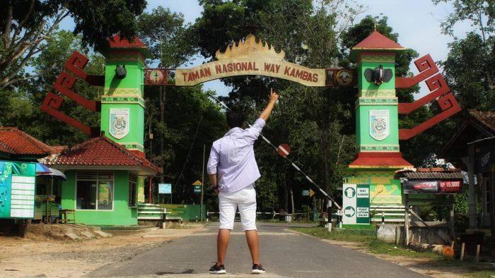 Way Kambas Gate