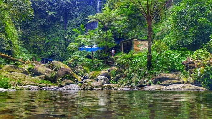 Curug Nangka River 1