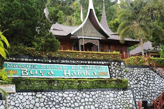 Danau Maninjau Museum Buya Hamka