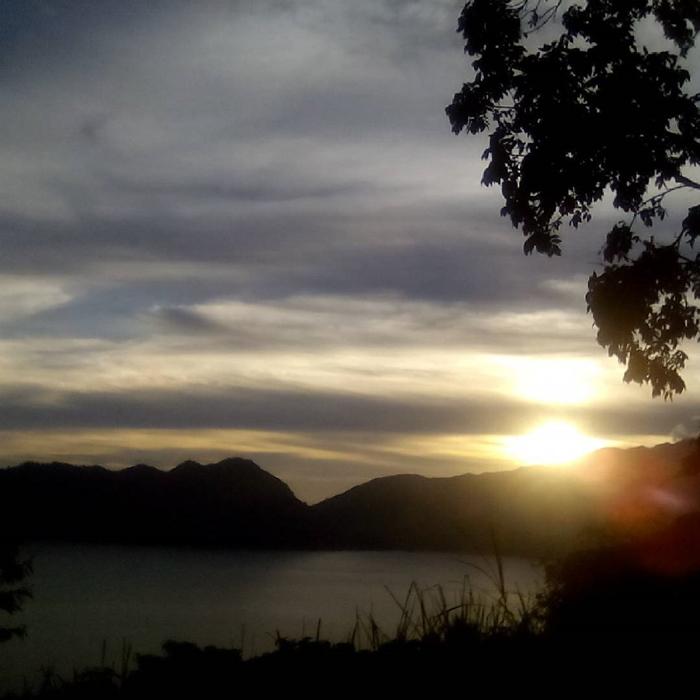 Danau Maninjau Sunset 1