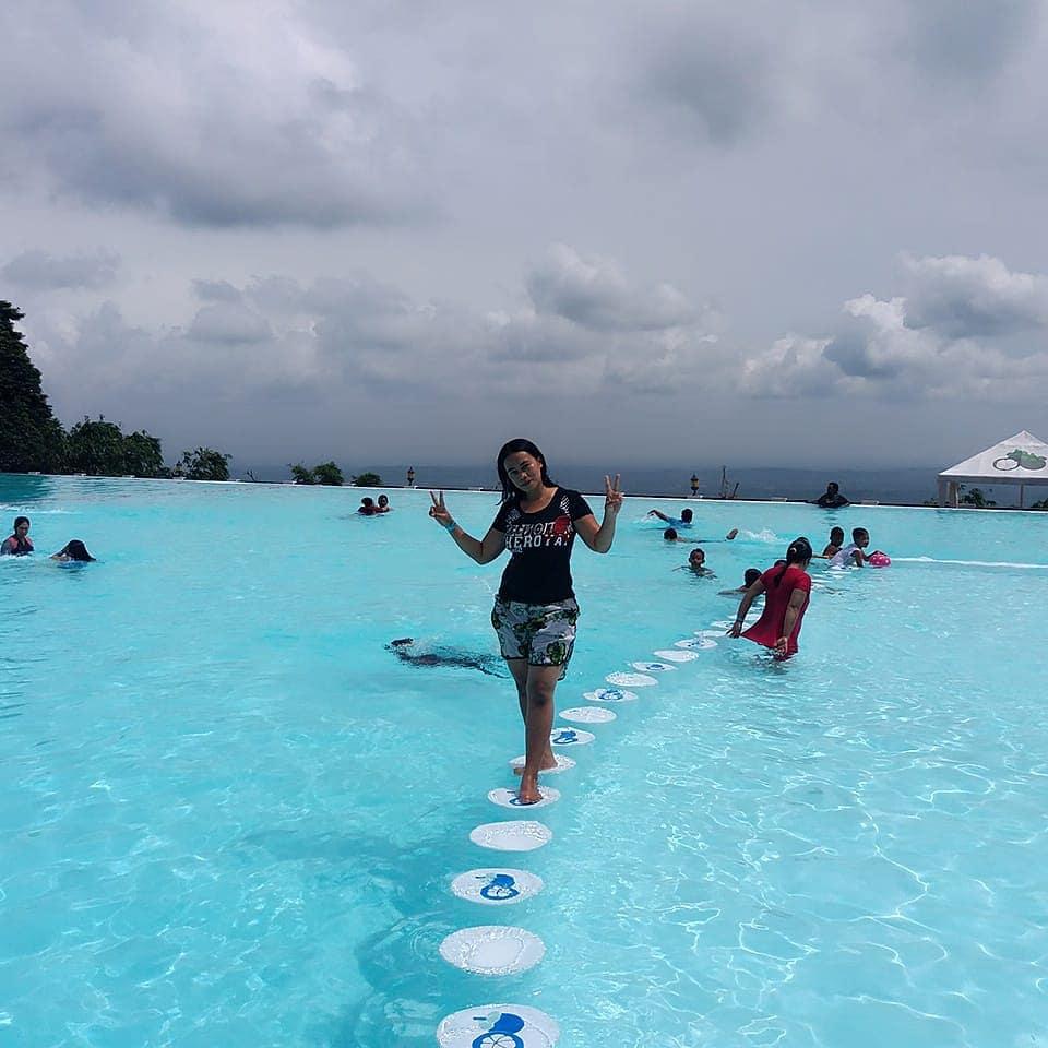 Giri Tirta Kahuripan Pool 1