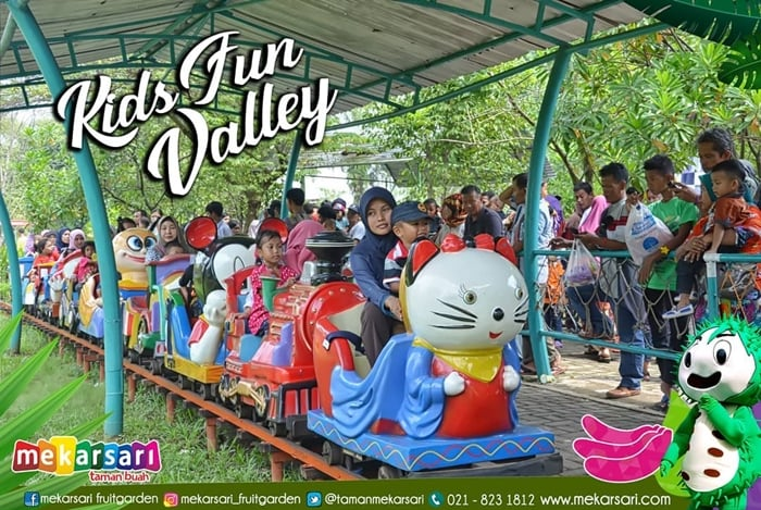 Mekarsari Kids Fun Valley