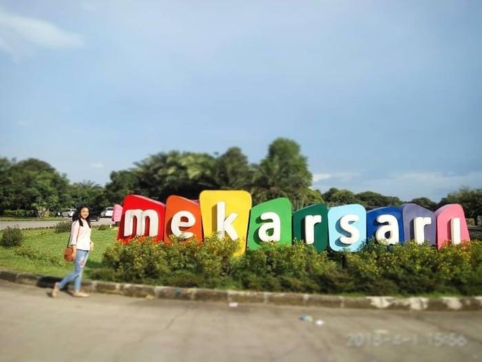 Mekarsari Sign