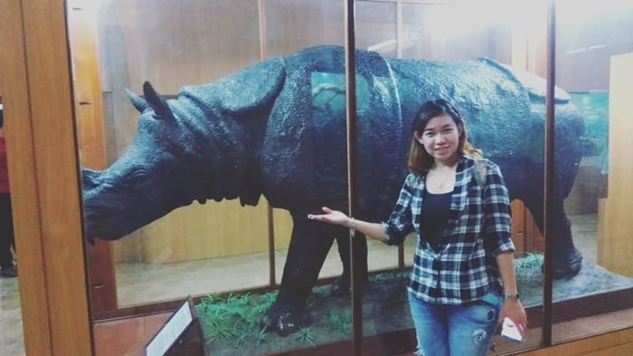 Museum Zoologi Badak