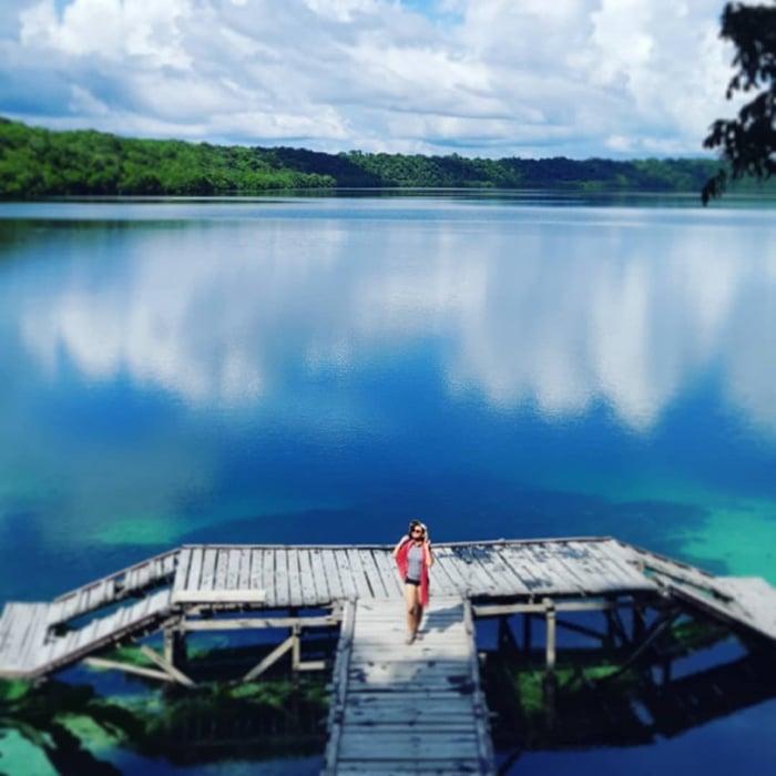 Pulau Derawan Kakaban lake