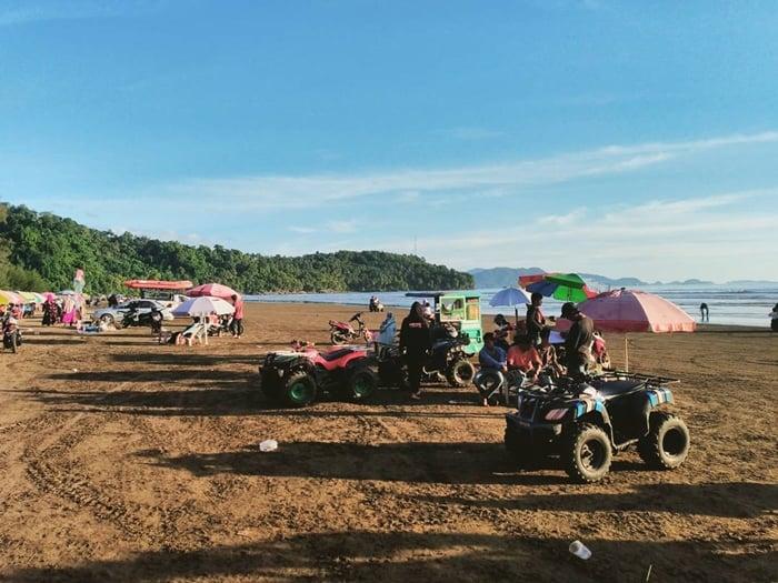 Pantai Air Manis ATV