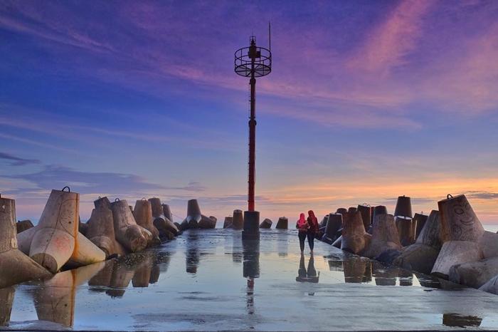 Pantai Glagak Menara