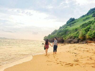 Pantai Gunung Payung, Wisata Pantai di Bali yang Masih Sepi