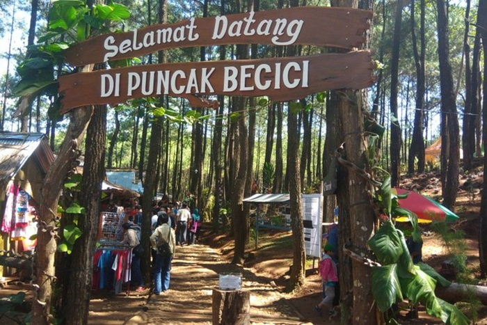 Gerbang Masuk Kawasan