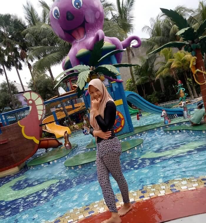 Citra Raya Water World of Tangerang