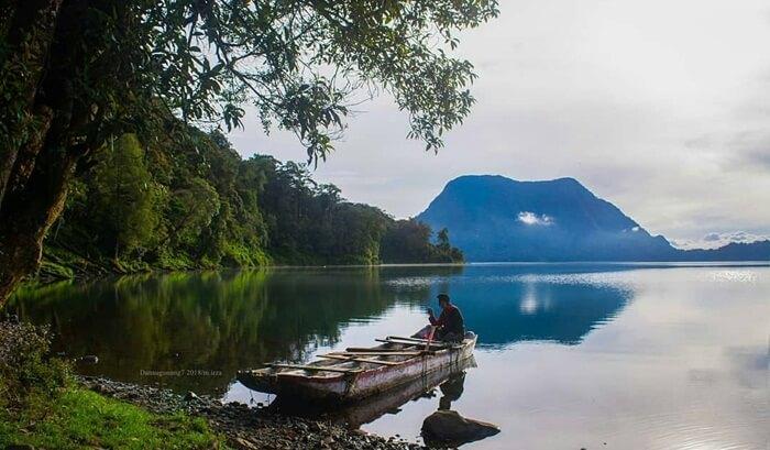 Danau tujuh gunung